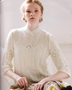 Couture Knit 13 – Let's Knit Series | Tichiro - knits and cats