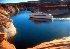 Houseboating on Lake Powell is a DREaM vacation, will certainly do this again!