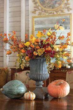 Some fall inspiration for your home.