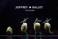 The Joffrey Ballet   Midsummer Night's Dream   Photo of Jeraldine Mendoza, Chloé Sherman, and Amanda Assucena by Cheryl Mann