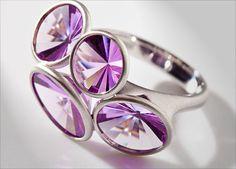 Antonio Bernardo amethyst ring