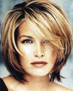 best hairstyles for women over 40 images