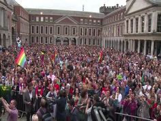 Irlanda Vota 'Sí' A Las Bodas Gay #Video
