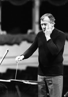 Georges Prêtre at La Scala, 1982 http://www.archiviolascala.org/