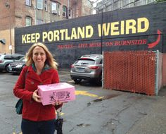 Have been to the other location. They actually do weddings at the donut shop! keep portland weird - voodoo doughnuts CH.