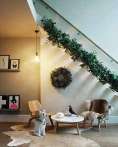 Room Swoon: Simple Christmas decorating | Life.Style.etc