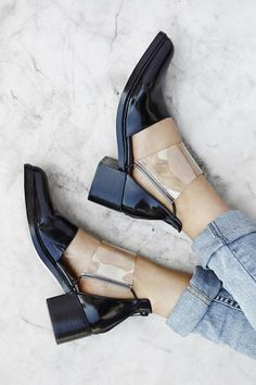 161d6f30ee3b Denim Inspiration  26 Shoes to Pair With Jeans