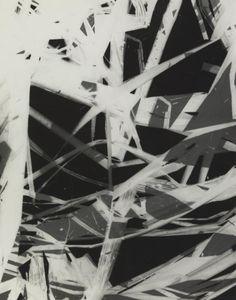 György Kepes, 'Structure Photogram' c. 1939–40