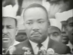 "HAPPY BIRTHDAY today, Martin Luther King! (Video of ""I Have A Dream""!"