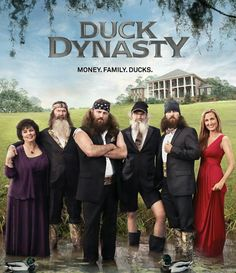 Duck Dynasty - The best damn show on TV!