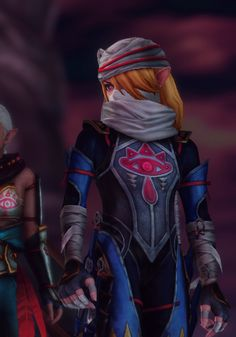 Legend of Zelda Sheik