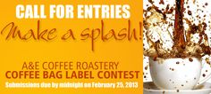 Call for Entries. Label contest.