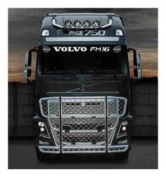 New Volvo FH