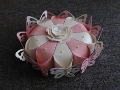 """Gastgeschenke - Geschenkverpackung """" Torte"""" - ein Designerstück von Utesbastelecke bei DaWanda"""