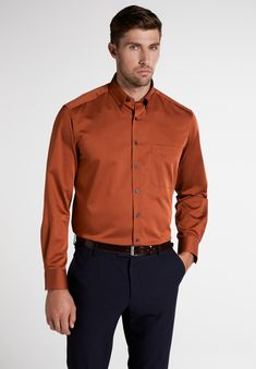 Fit, Shirt Dress, Mens Tops, Shirts, Dresses, Products, Fashion, Rust, Gowns