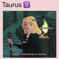 Taurus Woman Quotes, Taurus Memes, Zodiac Memes, Taurus Facts, Zodiac Facts, Zodiac Signs Sagittarius, Zodiac Sign Traits, Zodiac Signs Astrology, Pisces And Taurus