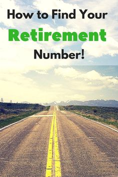 Do you know what your retirement number is? Check out this simple to read post to learn how much you need and how you can achieve retirement today! via /stefansharpe/