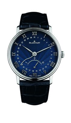 Blancpain collection Villeret Ultraplate