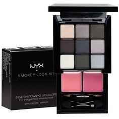 12€ - Smokey Look Kit - NYX