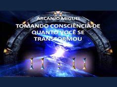 ARCANJO MIGUEL - TOMANDO CONSCIÊNCIA DE QUANTO VOCÊ SE TRANSFORMOU  - 11...