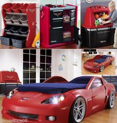 Race Car Themed Bedroom On Charming Bedroom Design Ideas | Timmy\'s ...