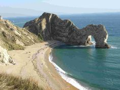 Durdle Door in Dorset.   Well worth the many steps leading down to it :-)