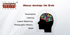 Master Mind's abacus course has been structured as per the scientific studies and so best suits the requirement of children. Our abacus training for kids through speed building software not only enhances their mental arithmetic, but also results in their complete brain development.