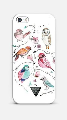Birds Of The Wild iPhone 5/5s, iPhone 6, iPhone 6 Plus Case