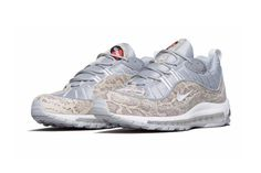 Supreme and Nike team up for the #AIRMAX 98. Coming soon. http://ift.tt/1ReJAiE