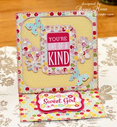 Brigits Scraps Where Scraps Become Treasures: Sweet Girl Collection