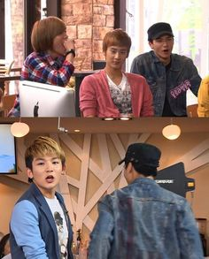 TEEN TOP goes into shock after learning the results of a fan-ranking based on their looks