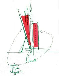 Renzo Piano Building Workshop #architecture #Piano #Renzo Pinned by www.modlar.com: