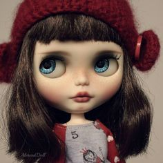 My new custom girl Tilia will be looking for new home tomorrow at my etsy #blythe #doll #customblythe #ooakdoll #artdoll #dollartistry #blythecustom #almonddoll #almonddollart #dollart #instadolls #instablythe #dollstagram #blytheinstagram #blythestagram #kawaii #toys #instatoys #neoblythe #toyartistry