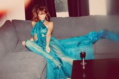 Helena Christensen by Guy Aroch for Un-Titled Project