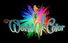 World of Color Theme Song from Disneys California Adventure Colors Of The World, Disney And More, Disney Love, Disney Magic, Disney California Adventure, Disney Presents, Disney Quotes, Disney Posters, Disney Parks