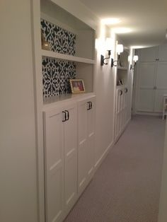 Hallway Cabinets Design Ideas, Pictures, Remodel, and Decor - page 2