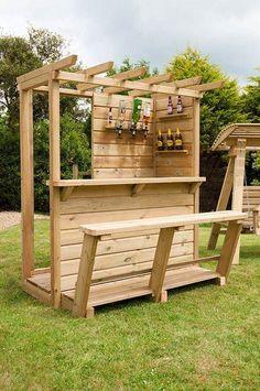 Garden Bar / Pub - Sustainable Furniture