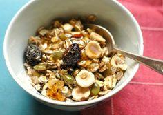 Recipe: Hazelnut Cherry Muesli