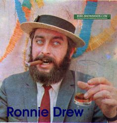 Ronnie has left his earthly tour for one of the heavens. it's a little too quiet and pious. Paddys Day, Cigar Smoking, Luck Of The Irish, Memories, Heavens, Beards, Men, Musicians, Image Search