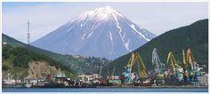 Petropavlovsk-Kamchatskyi, Russia.