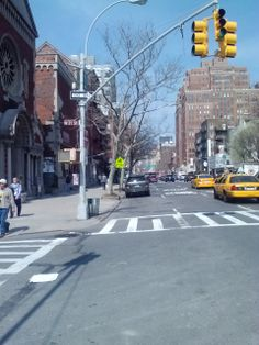 Check out Chuck hanging out in the way, way back in New York City! Photo courtesy of Nena.