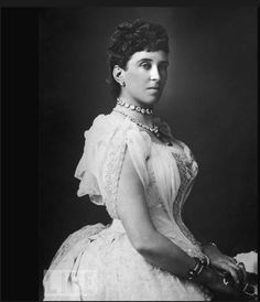 The Duchess Blair, widow of the 3rd Duke of Sutherland. Jailed in Holloway Prison for six weeks on contempt of court.