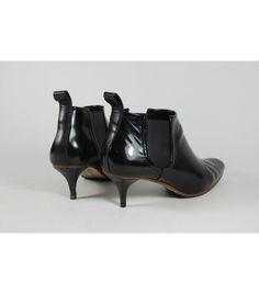 Acne Palma Leather Boots / 39 - WST.fi
