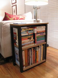 A Perfect Little Bookshelf From The Ever Awesome Annie