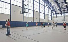 Amazing! Gymnasium daylighting / 컬러