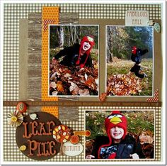 Hip 2-b Square - October 2011 Hip Kit layout created by Kristin Kingrey