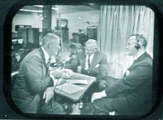 1ère retransmission télé en direct entre la France et les Etats-Unis - 11 Juillet 1962 - Naissance de la mondiovision
