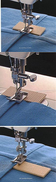Sewing Machine Foot Costura Ideas For 2019 Sewing Basics, Sewing For Beginners, Sewing Hacks, Sewing Tutorials, Sewing Crafts, Sewing Projects, Sewing Diy, Easy Projects, Sewing Ideas