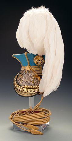Excellent 21st Empress of India's Lancers Officer's Czapka