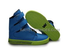 c5a5c7f8a11 Now Buy Supra TK Society Blue Green Women's Shoes Authentic Save Up From  Outlet Store at Pumafenty.